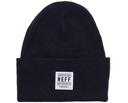 Lawrence Navy Beanie - Neff