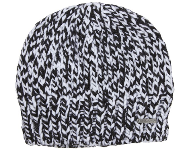 e8f6f619bfb Noise Of The City Off Black Beanie - Billabong beanies ...