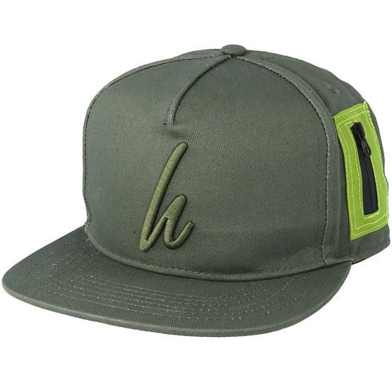 Keps Ma1 Green Snapback - Hype - Grön Snapback