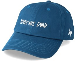 Dumb Dad Hat Petrol Adjustable - Hype