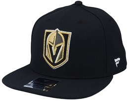 Vegas Golden Knights Core Snapback Black Snapback - Fanatics