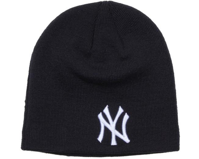 732bf1972ea NY Yankees Seasonal Skull Navy White Beanie - New Era beanie ...