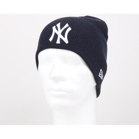 825425cd7 NY Yankees Seasonal Skull Navy/White Beanie - New Era