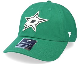 Anaheim Ducks Primary Logo Core Kelly Green Dad Cap - Fanatics