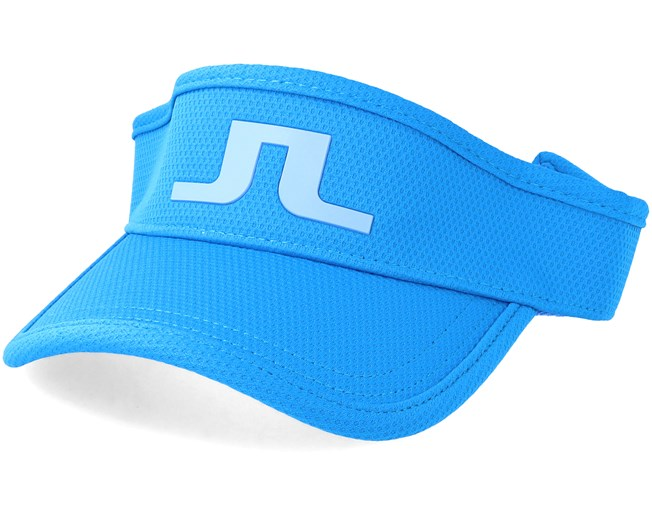 662c4c92371 Ian Pro Poly Gentle Blue Visor - J.Lindeberg caps - Hatstoreaustralia.com
