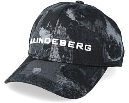 Aiden Pro Poly Black Sports Adjustable - J.Lindeberg