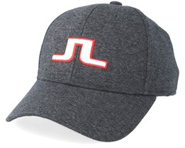 Sweat Cap Tech Dark Grey Mela Adjustable - J.Lindeberg