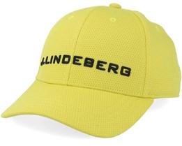 Aiden Pro Poly Sharp Green/Black Adjustable - J.Lindeberg