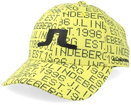 Caden Yellow/Black Adjustable - J.Lindeberg