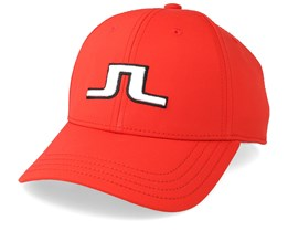 Angus Tech Stretch Racing Red Adjustable - J.Lindeberg