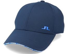 Liam Cap Jl Navy Adjustable - J.Lindeberg