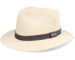 Fedora Country Hat Natural Straw Hat - Wigéns