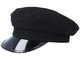 Bega Sr. Wool Black Flat Cap - CTH Ericson