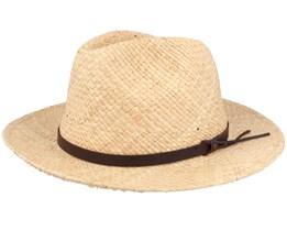 Zeb Raffia Natural Straw Hat - CTH Ericson