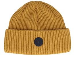 Rib Knit Mustard Cuff - CTH Ericson