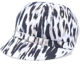 Helena Sr. Leopard Black Flexfit - CTH Ericson