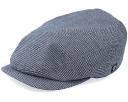 Lucas Petite Blue Flat Cap - CTH Ericson