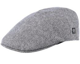 Owen Sr. Lincoln Grey Flat Cap - CTH Ericson