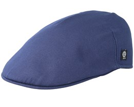 Owen Sr. Mono Blue Flat Cap - CTH Ericson