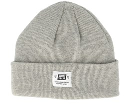 Statton Patch Grey Melange Beanie - Sweet