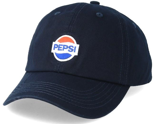 c0b6ac47a4a5c Pepsi Gone Logo Navy Adjustable - Sweet caps - Hatstoreworld.com