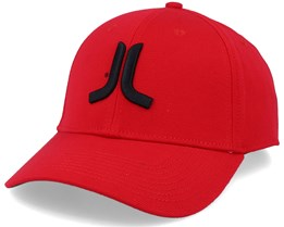 Icon Cap True Red Flexfit - Wesc
