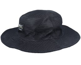 Sport Mesh Boonie Hat Black Bucket - Wesc