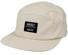 Solid Camper Hat Beige 5-Panel - Wesc