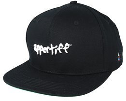 Conseption Black Snapback - Appertiff