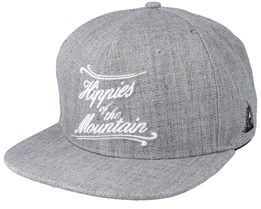 Mountain Grey Snapback - Appertiff