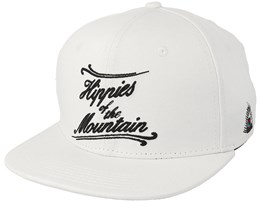 Mointain White Snapback - Appertiff