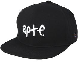 Aptf Black Snapback - Appertiff