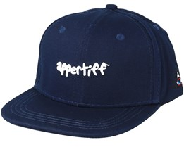 Kids Conception Navy/White Snapback - Appertiff