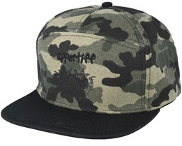 Hamra Grouse Hunter Camo Snapback - Appertiff