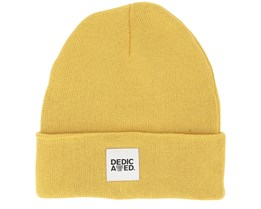 Kiruna Mustard Beanie - Dedicated