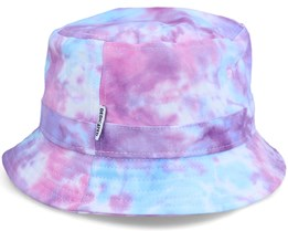 Tie Dye Multi Color Bucket - Dedicated