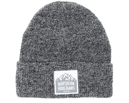 Summit Heather Black Cuff - Northern Hooligans