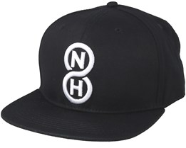 Infinity Black Snapback - Northern Hooligans