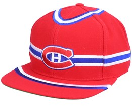Montreal Canadiens The Shirt NHL Vintage Snapback - Twins Enterprise