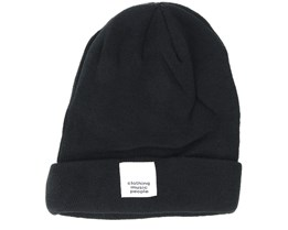 Pete Black Beanie - Somewear