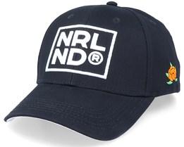 NRLND Hooked Cap Black Adjustable - SQRTN