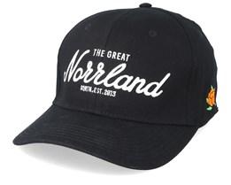 Great Norrland Black Flexfit - Sqrtn
