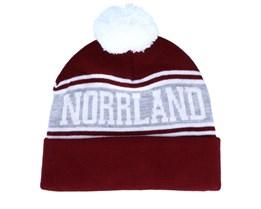 Norrland Maroon Pom Pom - SQRTN