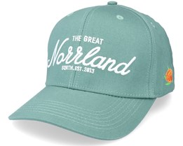 Great Norrland Cap Pale Green Adjustable - SQRTN
