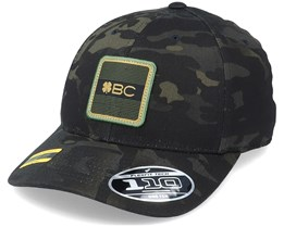 Undercover Multicam Black Camo Adjustable - Black Clover