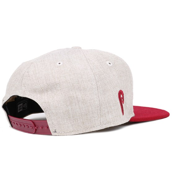 Philadelphia Phillies Box Word 9Fifty Snapback - New Era - Start Boné -  Hatstore 573f43e0308