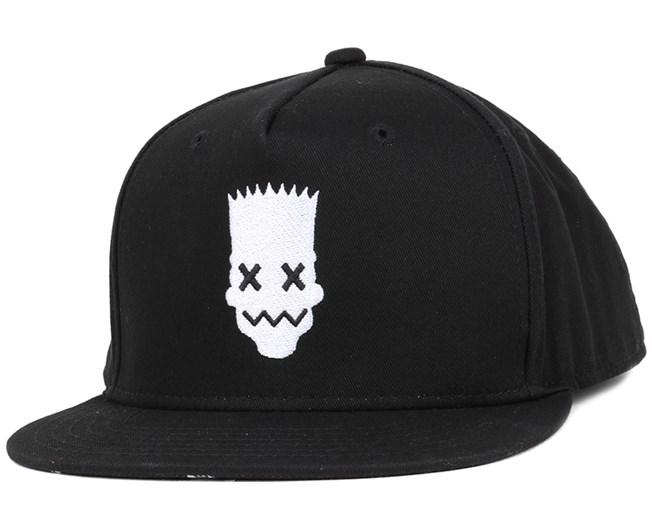 21ef3fd3abc Blinky Bart Black Snapback - Neff caps