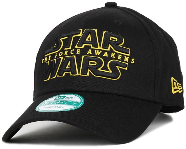 6588f105410af Star Wars Logo Curve 940 Adjustable - New Era caps - Hatstoreworld.com