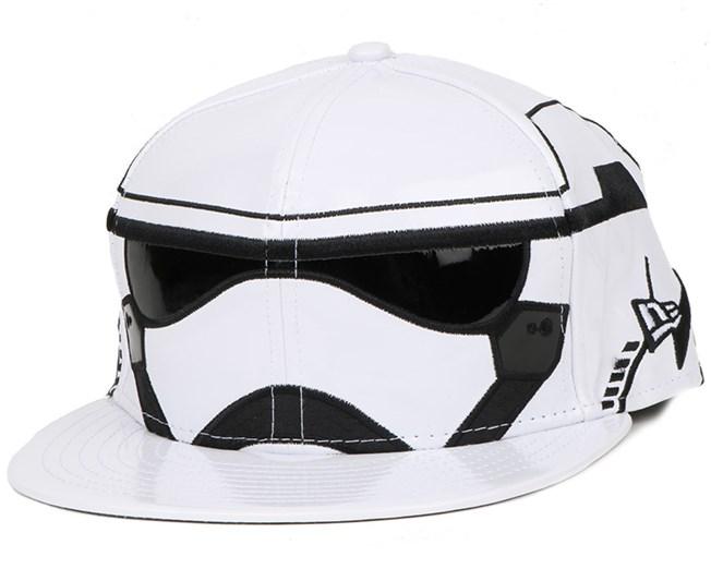 7734cf3c8b6 Stormtrooper Character Face 59Fifty - New Era cap - Hatstore.co.in