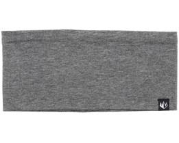 365 Headband Dark Grey Melange - State Of Wow